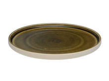 Load image into Gallery viewer, NARA OLIVE - Plate Round 27 cm