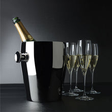 Load image into Gallery viewer, SWING Double Wall Champagne Cooler, Stainless Steel