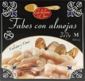 Asturian Fabes beans with Mussels
