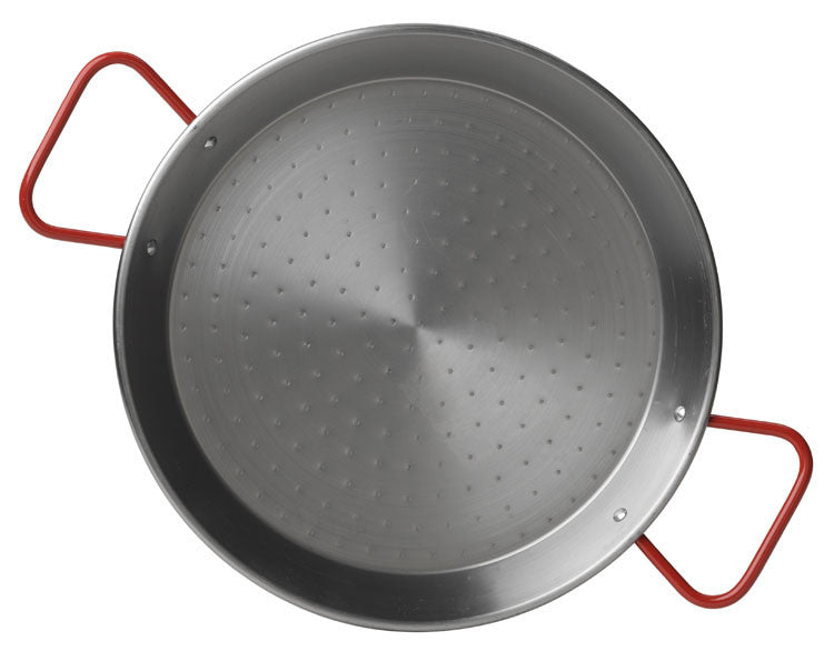 Spanish Paella Pan  14 in (36cm) MOST POPULAR 4/6 PEOPLE - Spain Gourmet