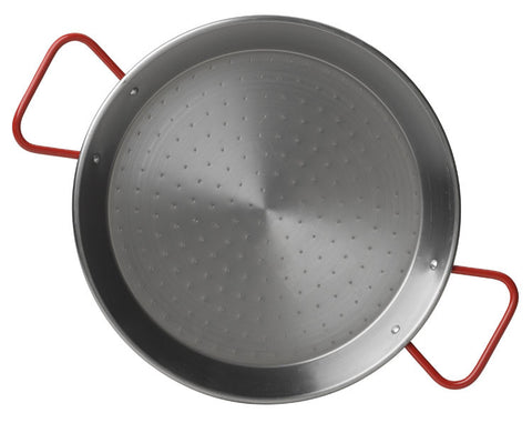 Spanish Paella Pan  14 in (36cm) MOST POPULAR 4/6 PEOPLE