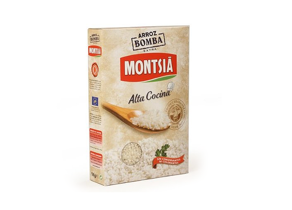 Montsia Bomba Rice - Spain Gourmet