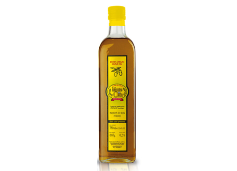 Montes de Oron Extra Virgin Olive Oil 25.4oz