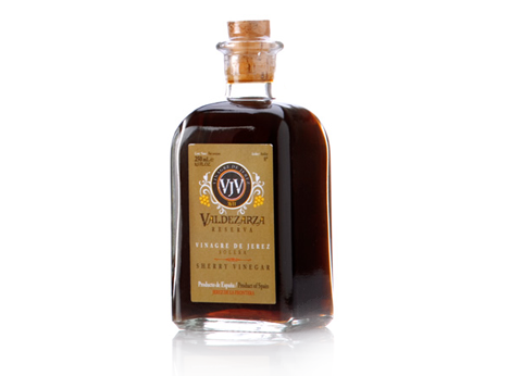 Valdezarza Reserva Sherry Vinegar 8.4oz - Spain Gourmet