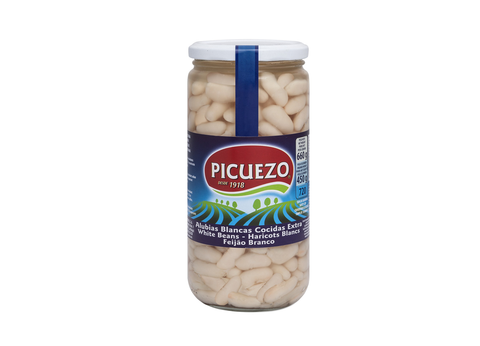 White Beans - Glass Jar
