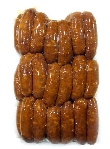 Chorizo Ole Ole FOR BBQ or Cooking 5 Lbs.