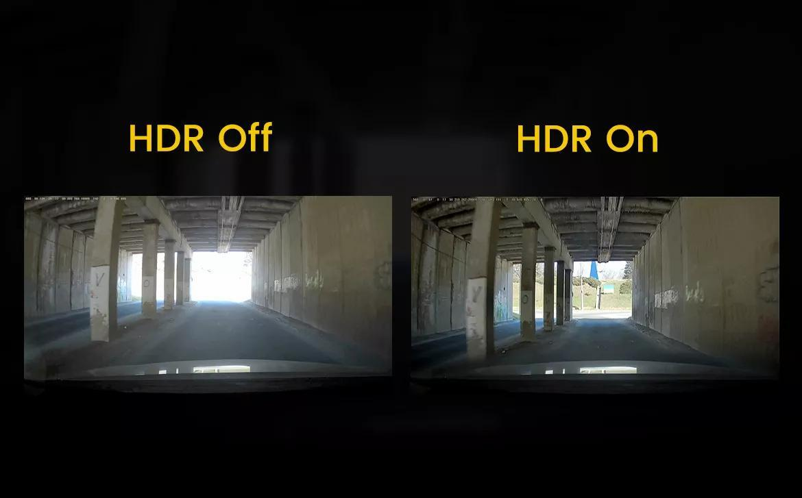 True HDR is implemented in A119 V3