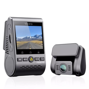 A129 Plus Dual Dash Cam - Front & Rear