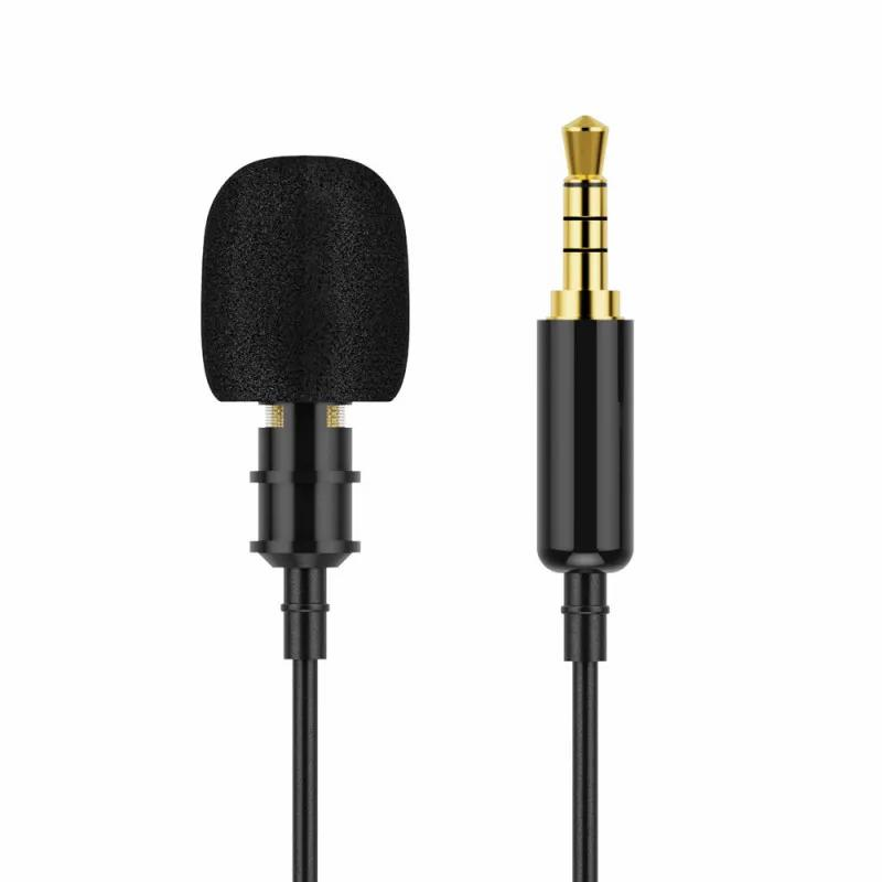 UNIVERSAL PROFESSIONAL LAVALIER MICROPHONE OMNIDIRECTIONAL MIC FOR VIOFO A139, SMARTPHONE, PC, LAPTOP, CAMERA, DSLR, AUDIO RECORDER