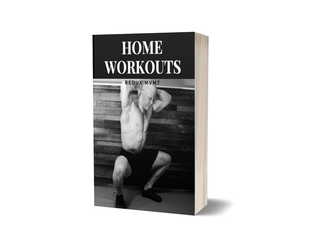 At Home Calisthenics Workout Program