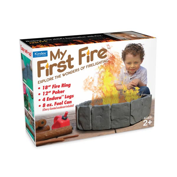 Prank Gift Box My First Fire - FrouFrou Couture