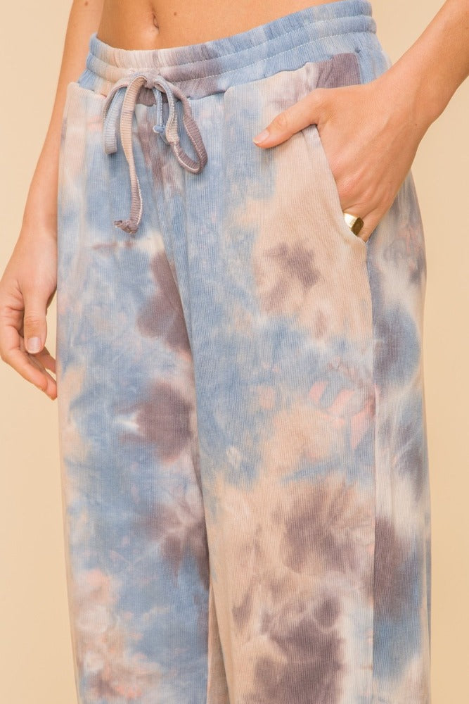 Tie Die Joggers - FrouFrou Couture