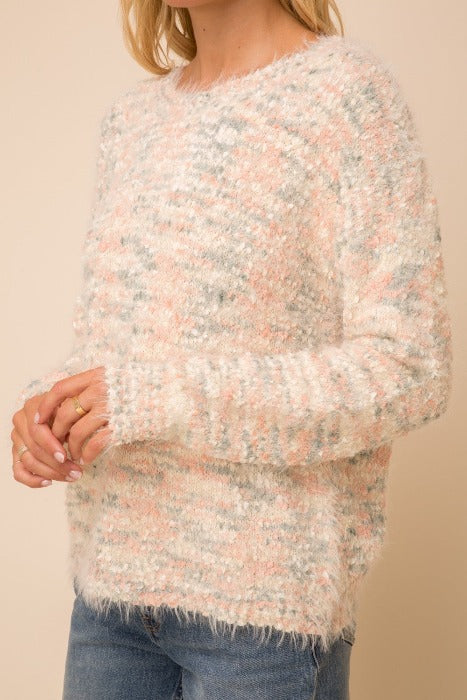 Soft and Cozy Pastel Sweater