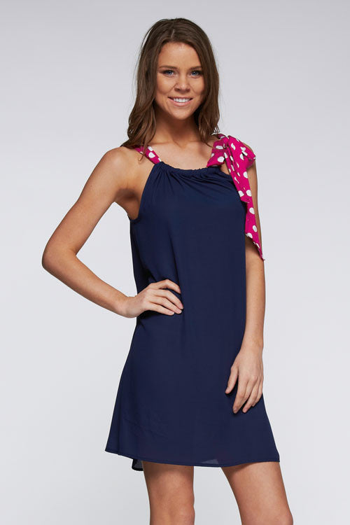 Polka Dot Dress - FrouFrou Couture