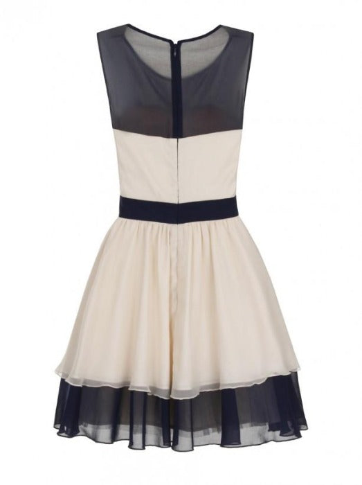 Semi Formal Skater Dress
