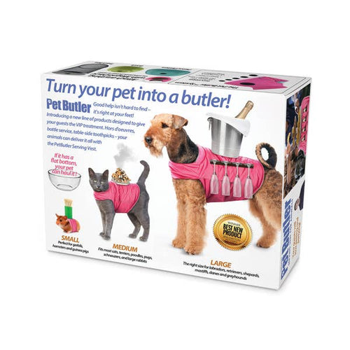 Prank Gift Box Pet Butler - FrouFrou Couture