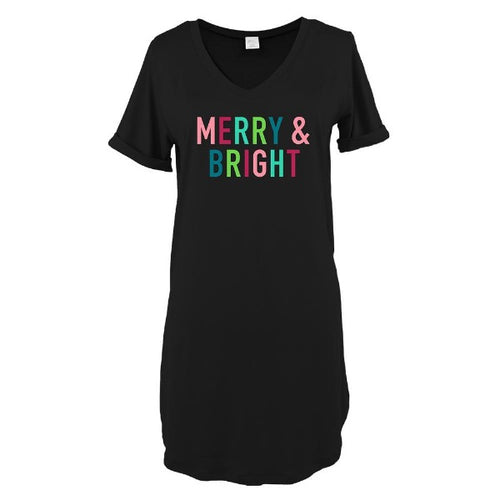 HM Holiday Sleep Shirts - FrouFrou Couture