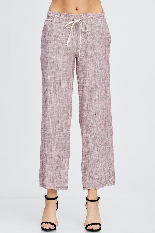 Hamptons Linen Lounge Pants