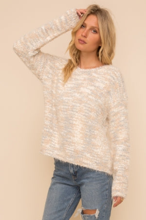 Soft and Cozy Pastel Sweater - FrouFrou Couture