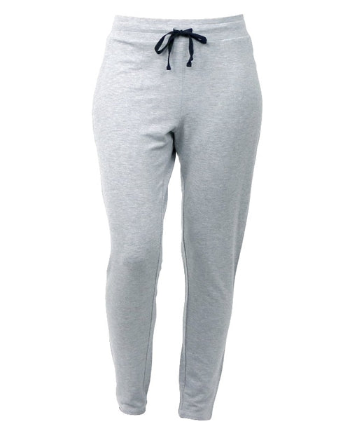 THE WEEKENDER GRAY DRAWSTRING PANTS - FrouFrou Couture