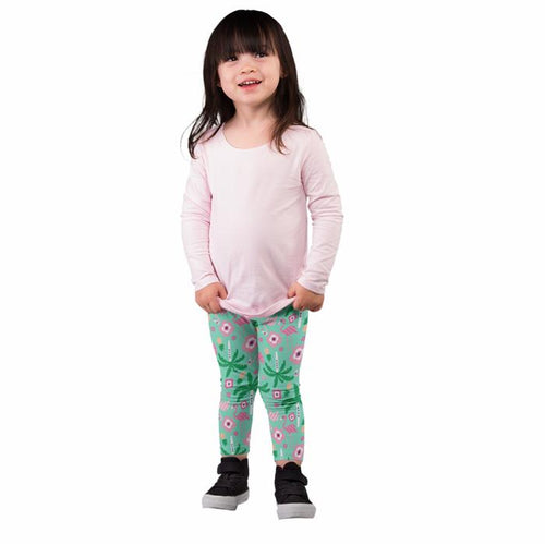 Cool Tropics Kids Everyday Leggings