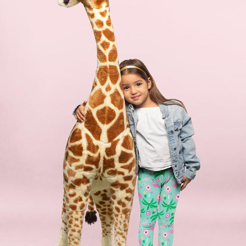 Cool Tropics Kids Everyday Leggings - FrouFrou Couture