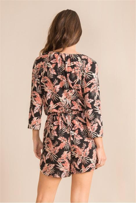 Tropic Like it's Hot Romper - FrouFrou Couture