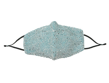 Sequin Protective Masks - FrouFrou Couture