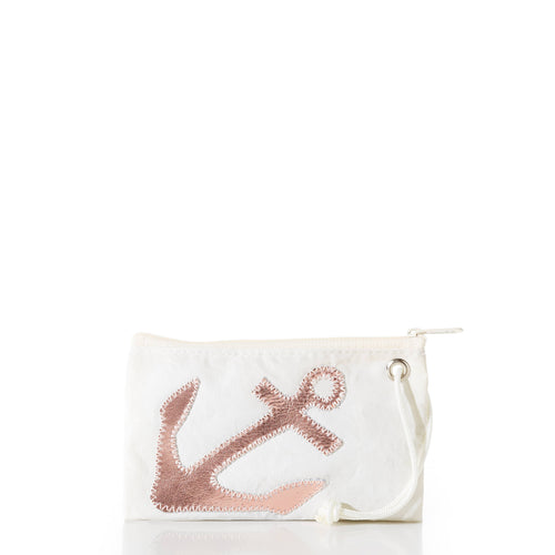 Wristlet, Rose Gold Anchor - FrouFrou Couture