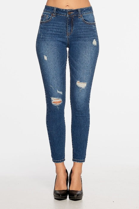 Distressed Skinny Jeans - EP3196