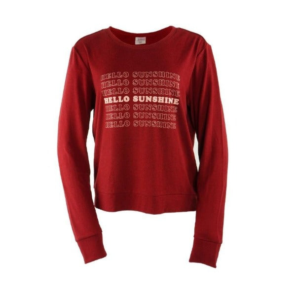 Hello Mello® Best Day Ever Collection Lounge Sweater