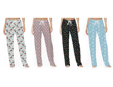 Holiday Lounge Pants - HM - FrouFrou Couture