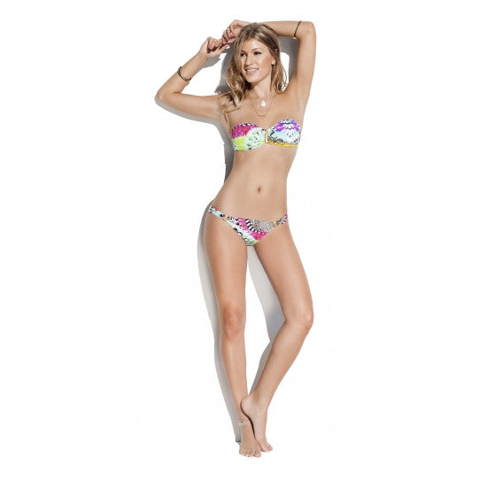 Essential Floral Intermediate Swim Bottom