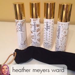 Bait Hair Perfume Review - Heather Meyers Ward