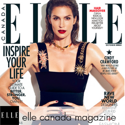 Bait Hair Perfume - featured in Elle Canada October 2015 Issue