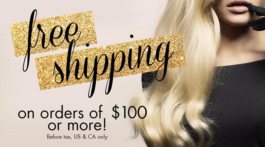 Free Shipping On Orders of $100.00 Or More Before Tax! (USA & Canada Only)