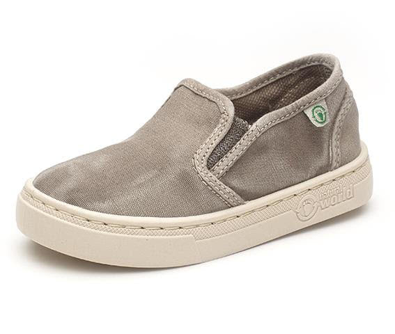 ZAPATILLA NATURAL WORLD OLD NEILA GRIS