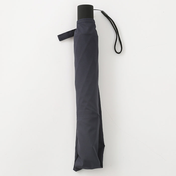 TWO WAY COLLAPSIBLE UMBRELLA 53CM NAVY