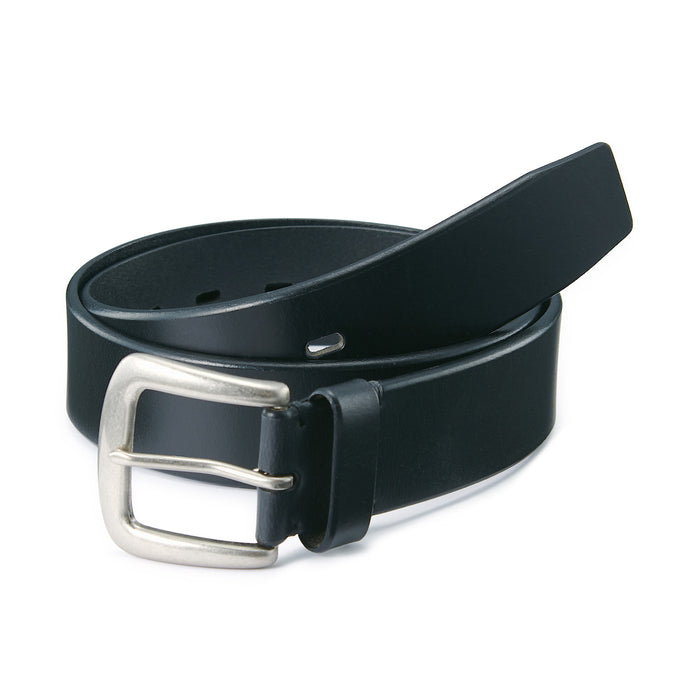 Tanned Leather Wide Belt