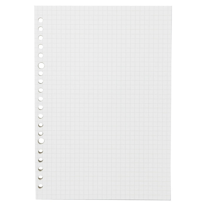 Loose-Leaf Paper A5 5mm Grid
