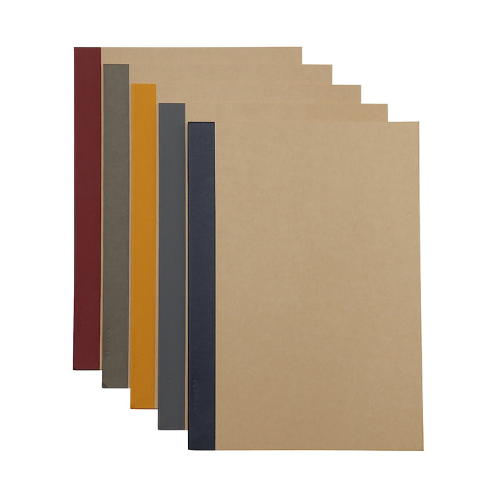 5 PACK NOTEBOOK B5