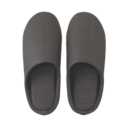MUJI Linen Twill Cushion Slipper