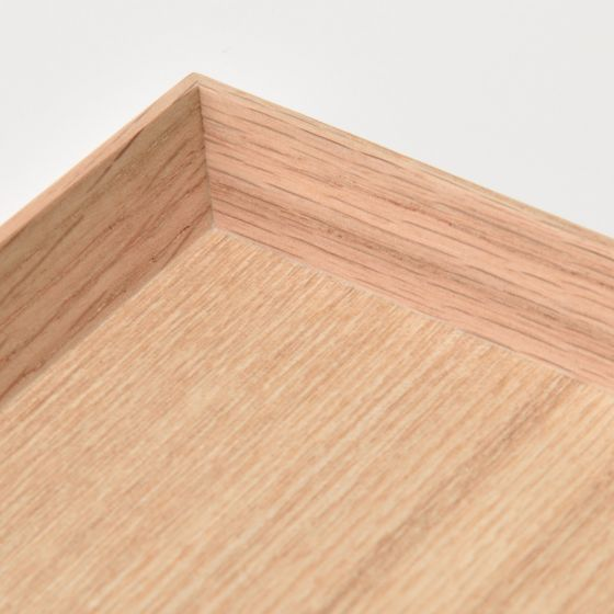 Wooden Tray Square S