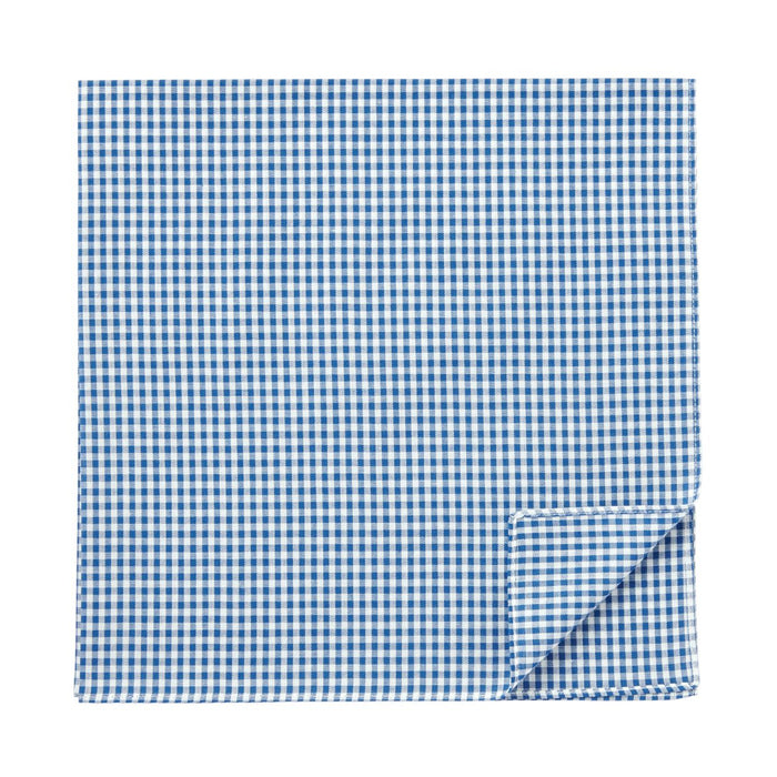 Indian Cotton Japanese Handkerchief (Gingham)