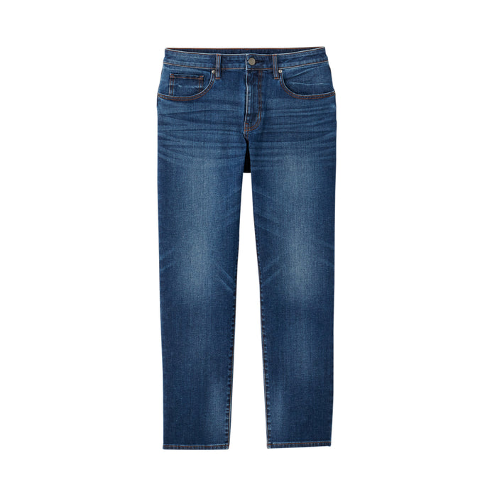 Men's 4 Way Stretch Denim Pants Straight Fit