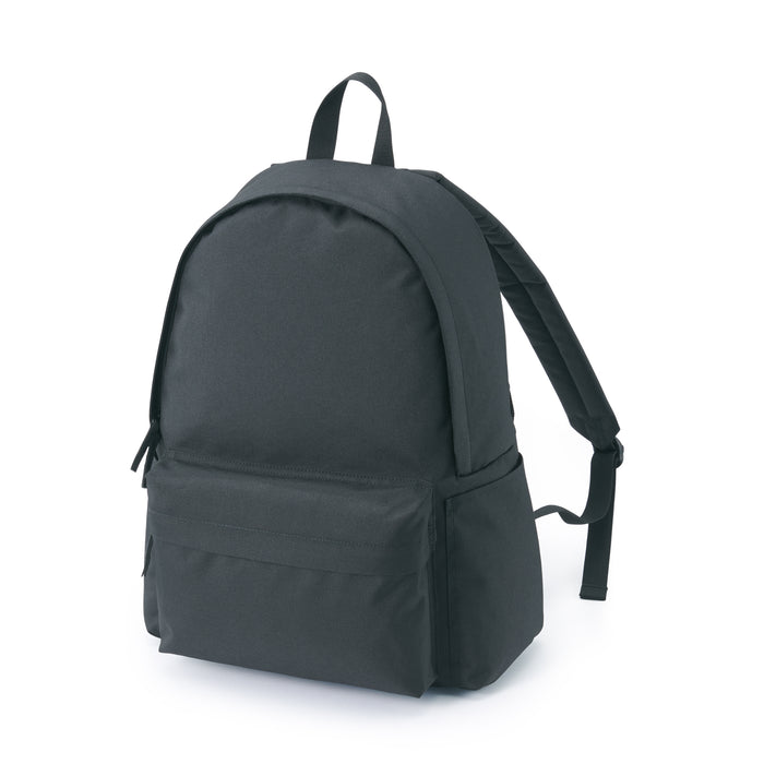SHOULDER COMFORT WATER REPELLANT RUCKSACK BLACK