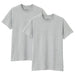 SIDE SEAMLESS CREW NECK T SHIRT 2 PACK