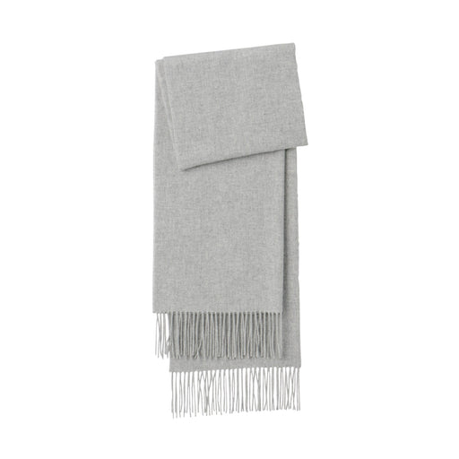 WOOL WOVEN LARGE STOLE