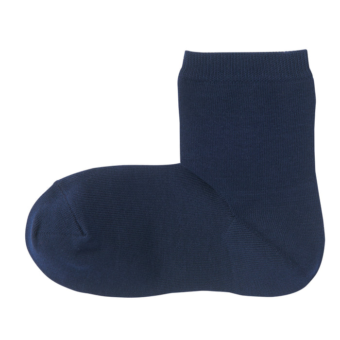 GOOD FIT RIGHT ANGLE NO ELASTIC SHORT SOCKS