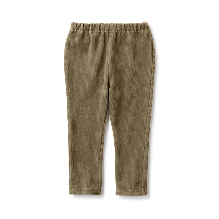 Baby's Easy Move Corduroy Leggings
